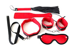 Набор BDSM Mistress Bondage Kit, 5 предметов