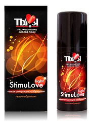 Любрикант-возбудитель Stimulove light, легкий, 50г