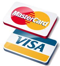 Оплата VISA, MasterCard, МИР