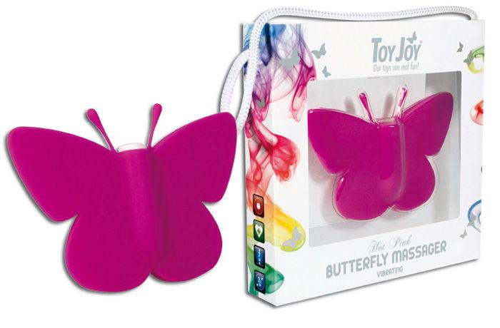 Вибростимулятор бабочка
