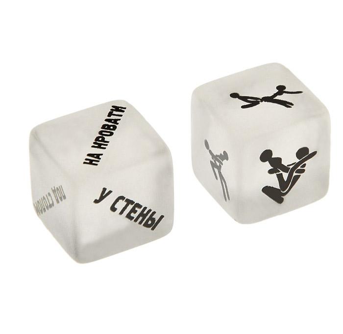 Эротическая игра кубики
