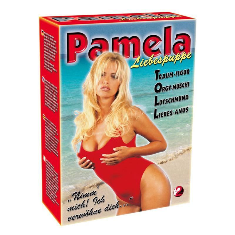 Секс кукла «pamela» фото