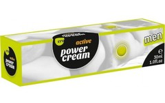Крем для потенции Power Cream Active men 30мл