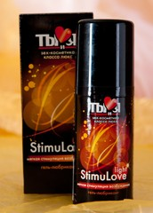 Любрикант-возбудитель Stimulove light 20гр.